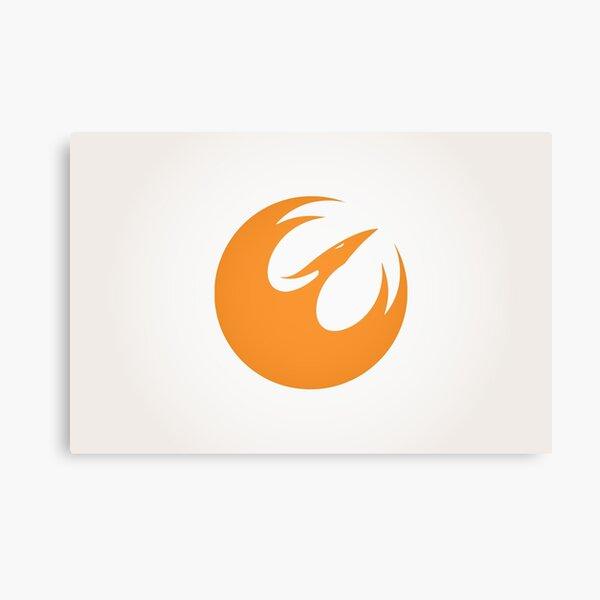 Phoenix Squad Logo Canvas Print
