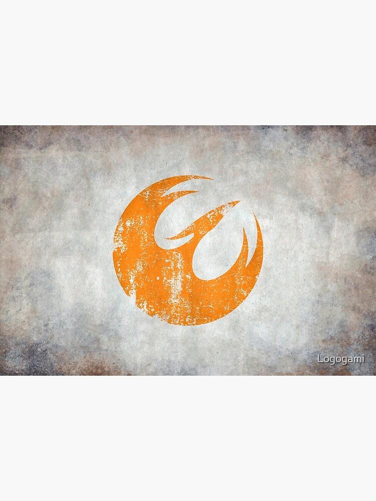 Phoenix Squad Logo · Distressed by Logogami