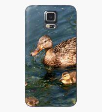 Mallard Family Case/Skin for Samsung Galaxy