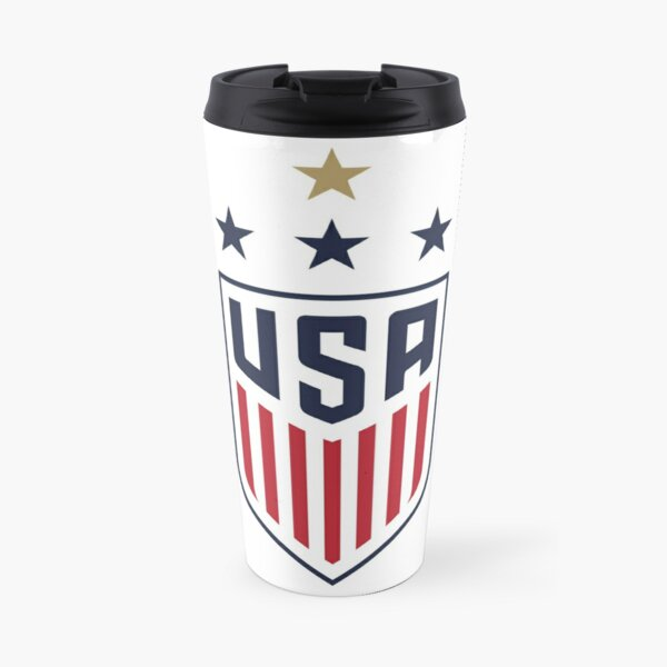 USWNT US Womens National Soccer Team Travel Mug