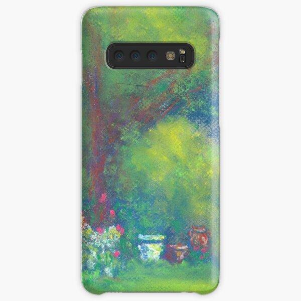 Peaceful Garden (pastel) Samsung Galaxy Snap Case