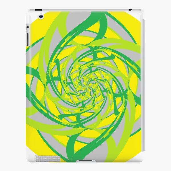 #Abstract, #proportion, #art, #flower, pattern, bright, decoration, kaleidoscope, ornate, creativity iPad Snap Case