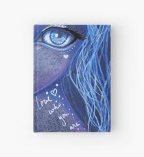 Love Who You Are Hardcover Journal