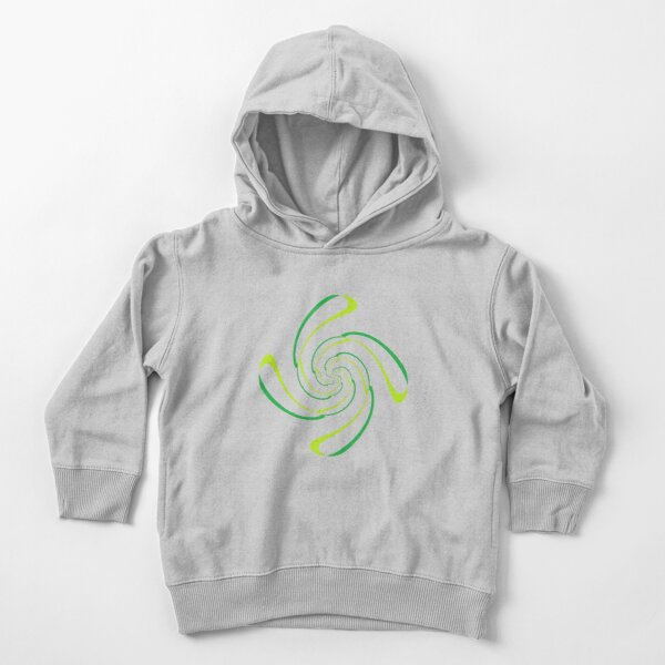 #Abstract, #proportion, #art, #flower, pattern, bright, decoration, kaleidoscope, ornate, creativity Toddler Pullover Hoodie