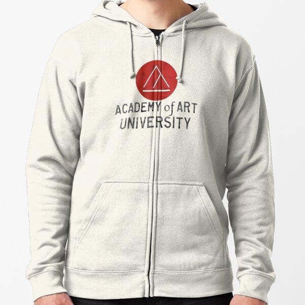 Academy of Art University Zipped Hoodie