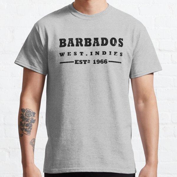 Barbados - West Indies Estd 1966 Classic T-Shirt