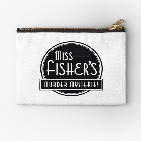 Mord-Geheimnis-Logo Fräuleins Fischers Täschchen