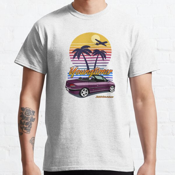 Youngtimer - Prune / Ouragan T-shirt classique