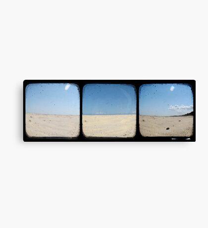 Sand Dunes - TTV Triptych Canvas Print