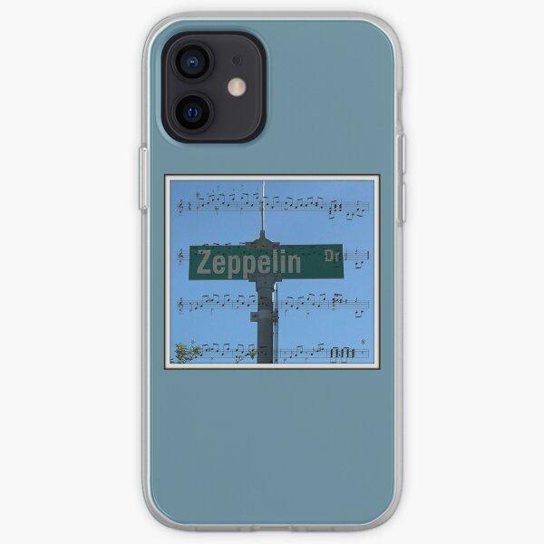 Zeppelin Drive iPhone Soft Case