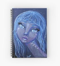 Love Who You Are Spiral Notebook