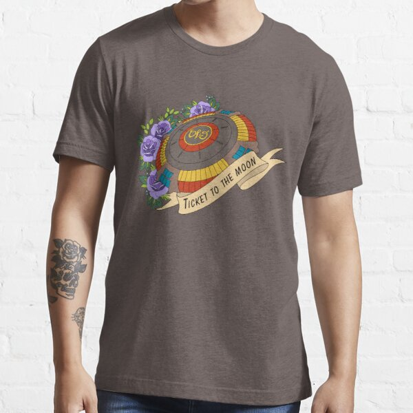 ELO Spaceship Essential T-Shirt