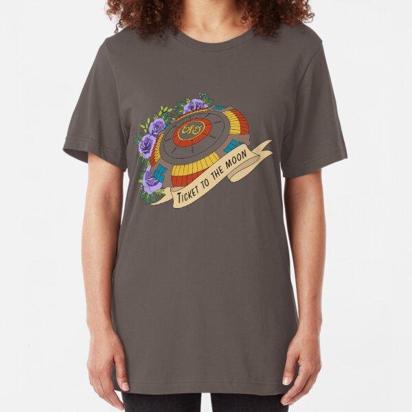 ELO Spaceship Slim Fit T-Shirt
