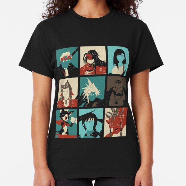 Fantasy Final Seven Classic T-Shirt