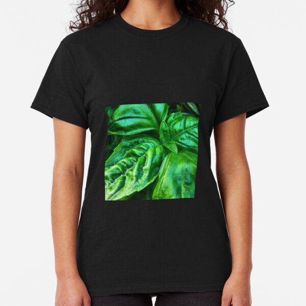 Basil Psychedelic Classic T-Shirt