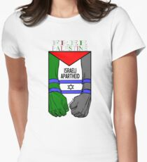 free palestine israeli apartheid T-Shirt
