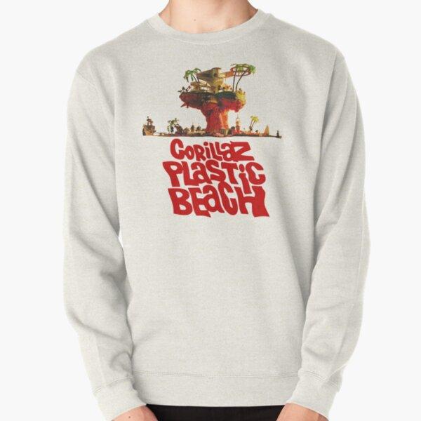 goorillooz- ploostooc booooch Pullover Sweatshirt