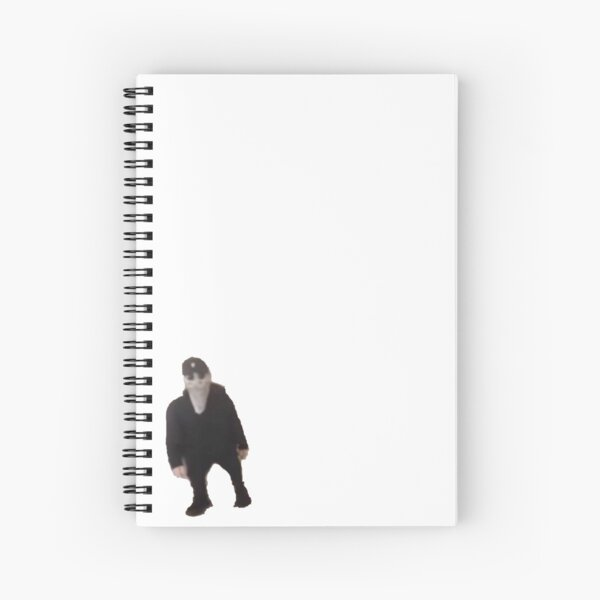 the son Spiral Notebook