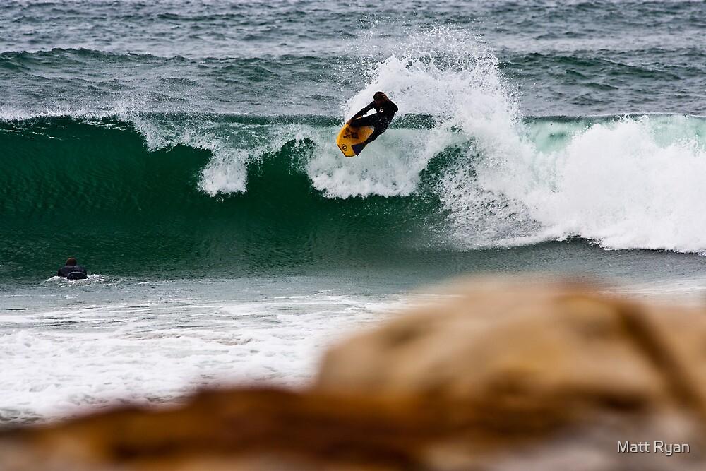 Matt Lackey, Floating by Matt Ryan