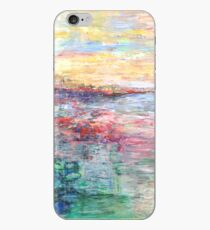 Poppies and Lillies iPhone Case