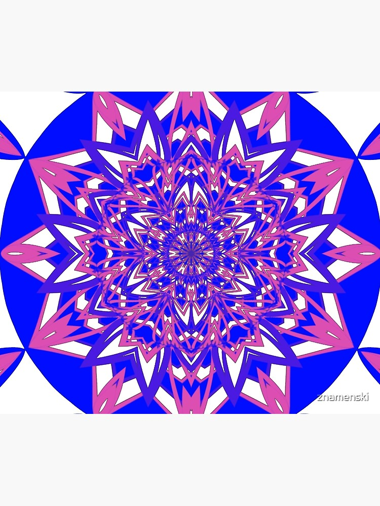 #Abstract, #proportion, #art, #flower, pattern, bright, decoration, kaleidoscope, ornate, creativity by znamenski