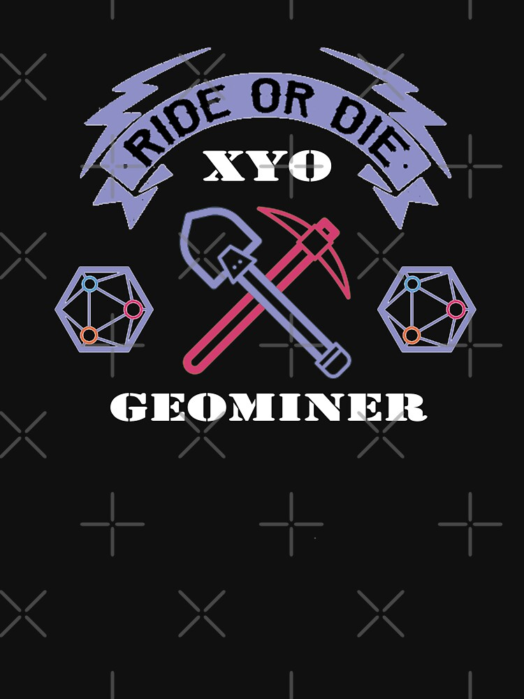 XYO Ride or Die Club Design by MbrancoDesigns by Mbranco