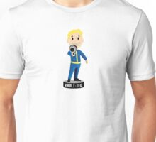 Fallout - Energy Weapons Bobblehead Unisex T-Shirt
