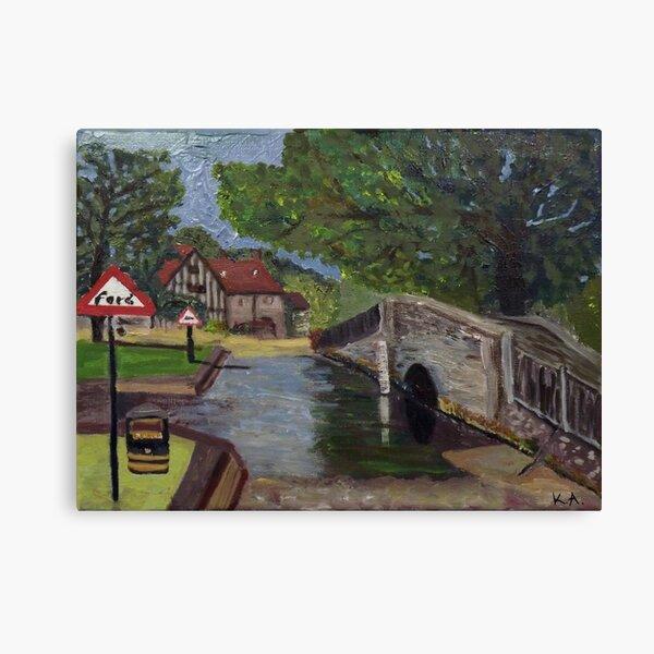 Eynsford Canvas Print