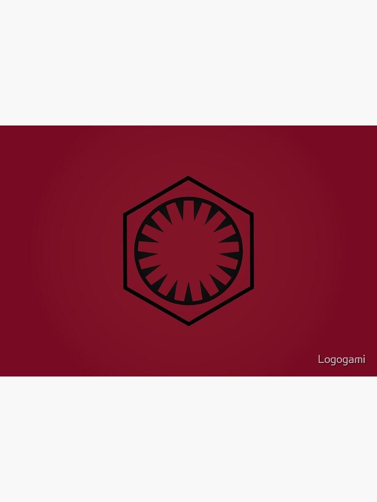 First Order Logo by Logogami