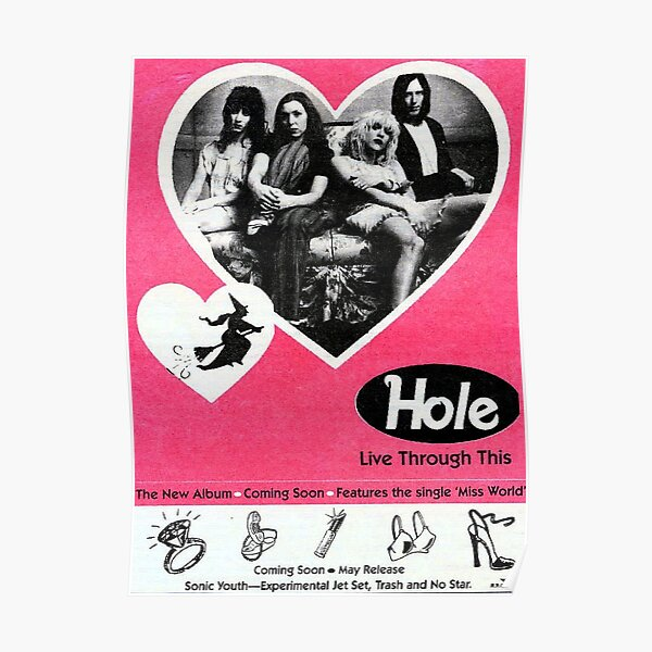 Hole Band Poster Poster