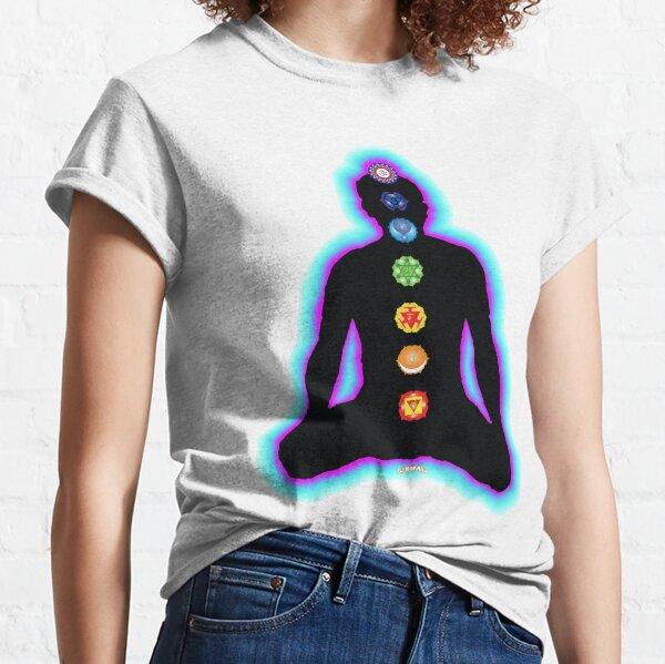 Chakras Meditation Classic T-Shirt