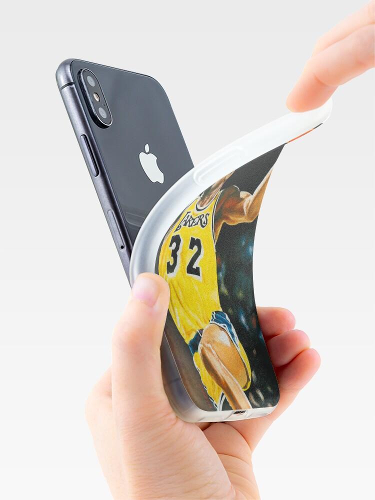 Coque iPhone ''Magic': autre vue