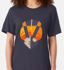 Las Vegas aviators with palms  trees Slim Fit T-Shirt