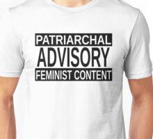 Feminist Content version 1 Unisex T-Shirt