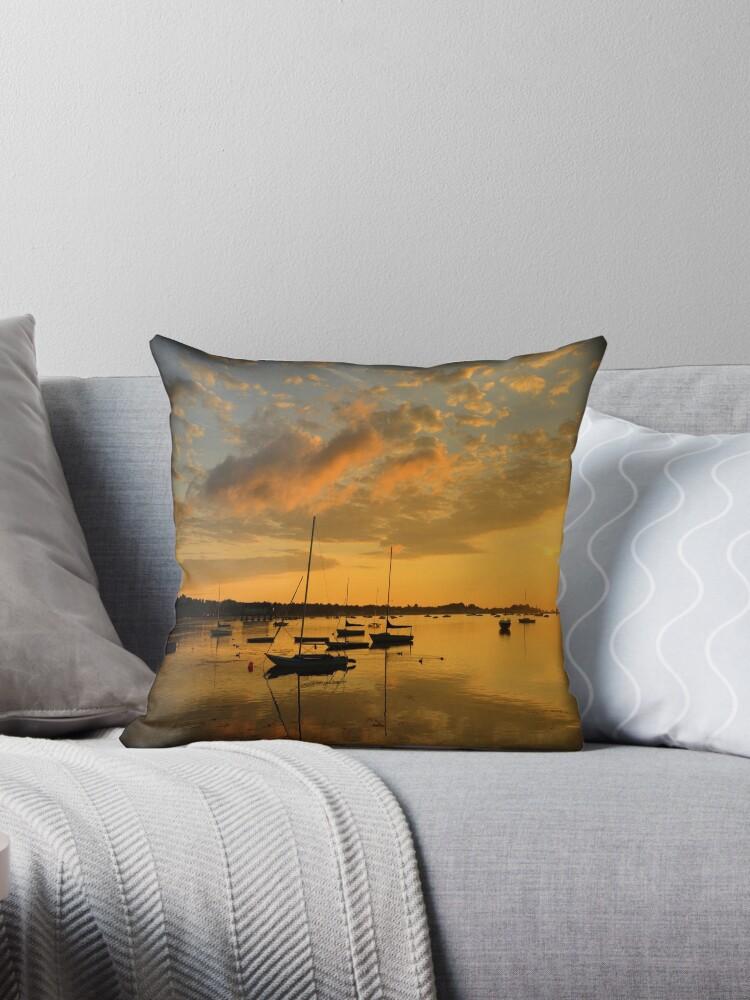 Point Abino Sunrise by JKKimball