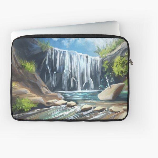 Arthur's waterfalls Laptop Sleeve