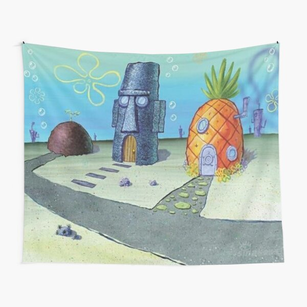 Spongebob Squarepants Tapestry