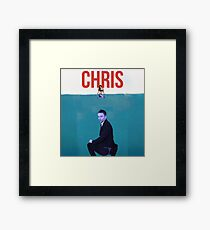 JAWS or CHRIS Framed Print
