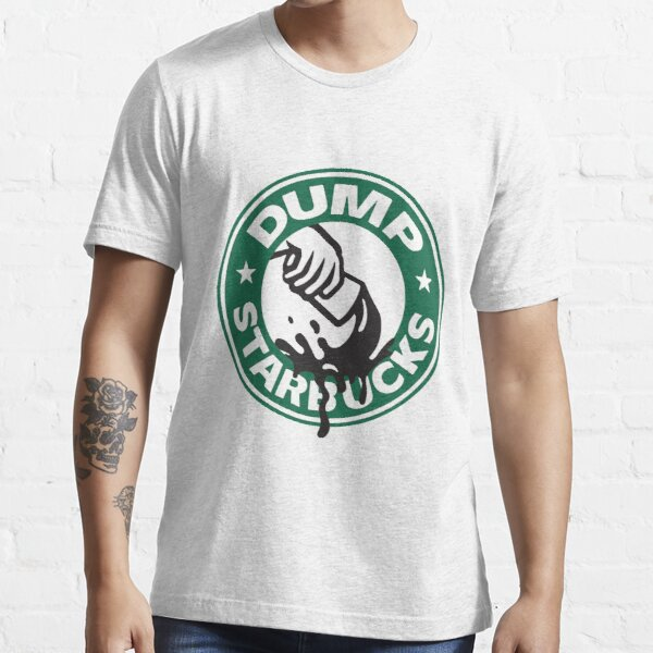 Respect Our Law Officers DUMP Starbucks  Essential T-Shirt