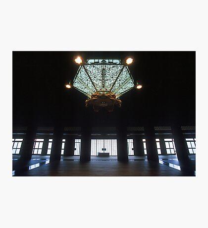 Goeido Hall, Nishi Honganji Temple, Kyoto, Japan Photographic Print