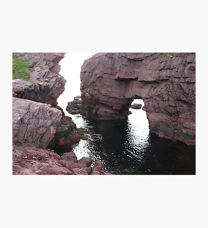 The Arch Hole Photographic Print