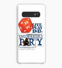 The Incorrigible Party rolls 20s Case/Skin for Samsung Galaxy
