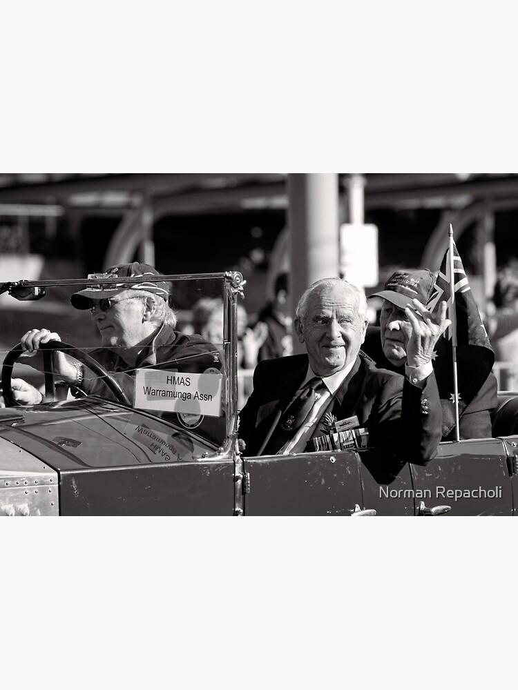 Melbourne ANZAC day parade 2013 - 01 by keystone