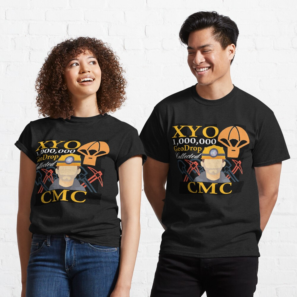 XYO CMC Design by MbrancoDesigns Classic T-Shirt