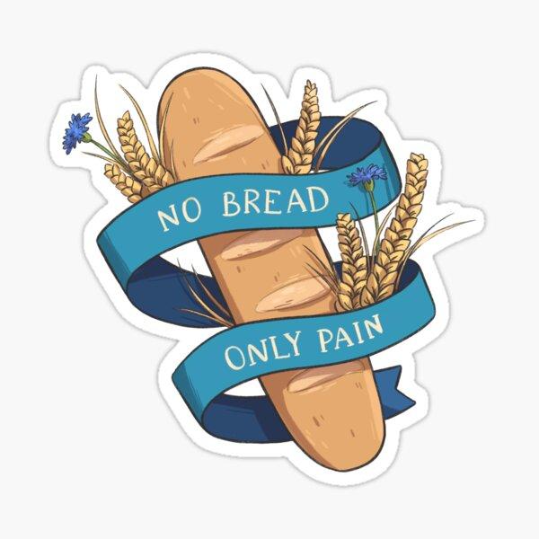 Seulement douleur Sticker
