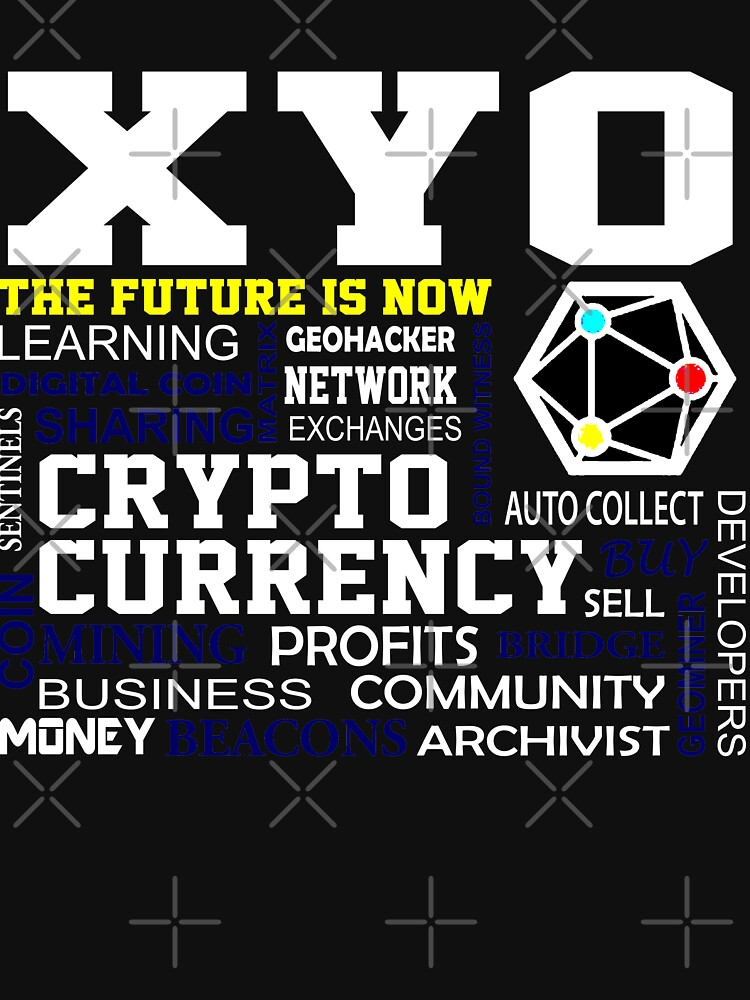 XYO The Future Is Now Design by MbrancoDesigns by Mbranco
