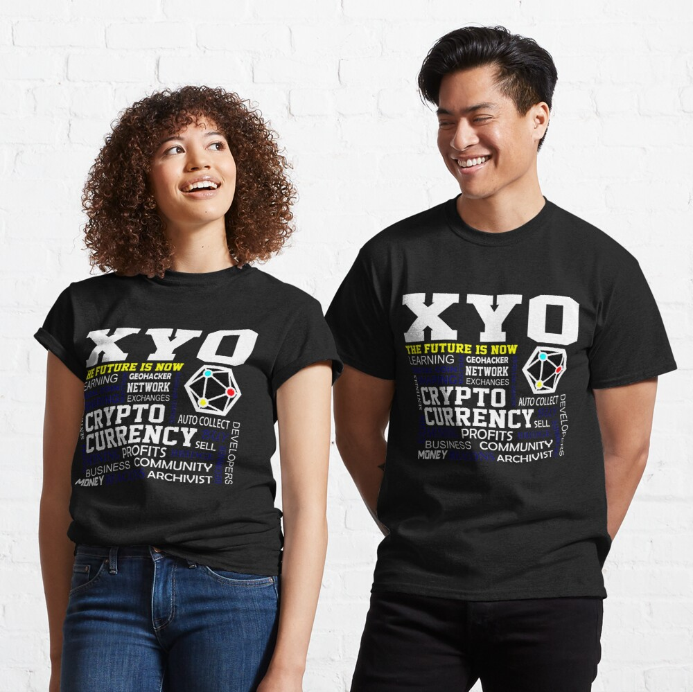 XYO The Future Is Now Design by MbrancoDesigns Classic T-Shirt