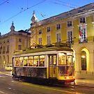 Ticket to ride - Lisbon by BlackhawkRogue
