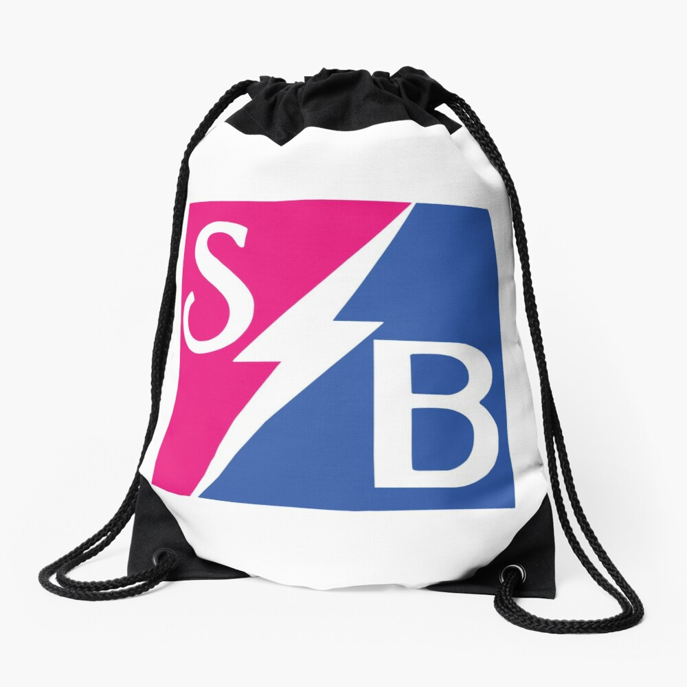 Sis Vs Bro Drawstring Bag