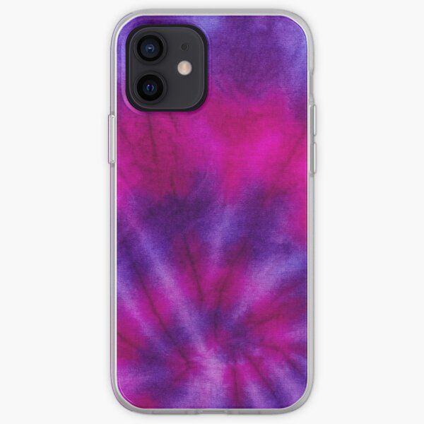 Aura Tie Dye iPhone Soft Case